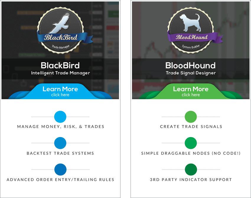 SharkIndicators – Powerful tools for NinjaTrader: system building